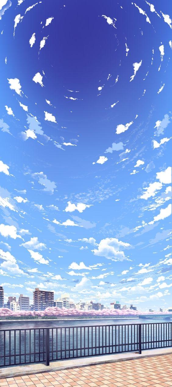 mẫu trần mây 05