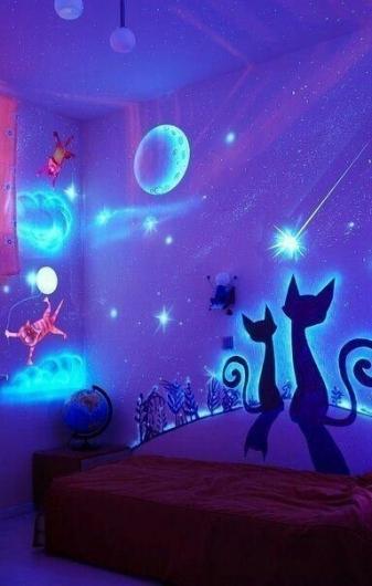 tranh tường phong ngủ đẹp 02