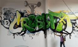 Dịch vụ vẽ tranh tường trang trí