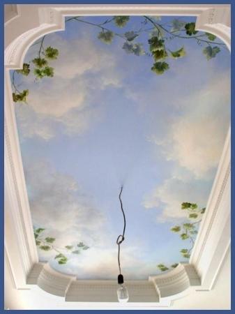 Mẫu trân mây cổ điển