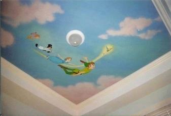 mẫu vẽ tranh phòng khách được ưa chuộng nhất 03