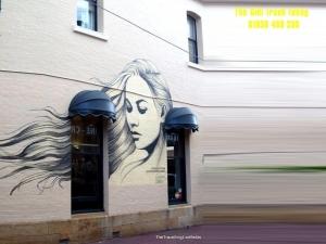 Mẫu vẽ tranh tường 3d - hiện đại -16