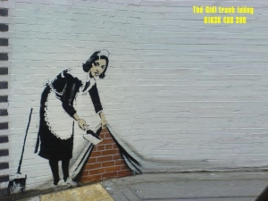 Mẫu vẽ tranh tường 3d - hiện đại -18