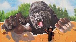 Vẽ tranh tường hoạt hình đẹp giá rẻ tại Hà Nội