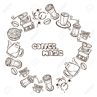 Trang trí các kiểu chữ cho quán Cafe 08