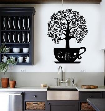 Trang trí các kiểu chữ cho quán Cafe 09