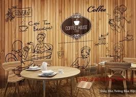 Trang trí các kiểu chữ cho quán Cafe 12