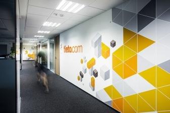 vẽ tranh tường công ty 01