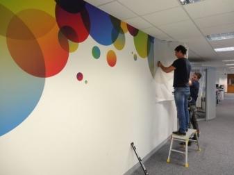 vẽ tranh tường công ty 04
