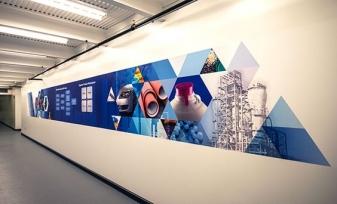 vẽ tranh tường công ty 05