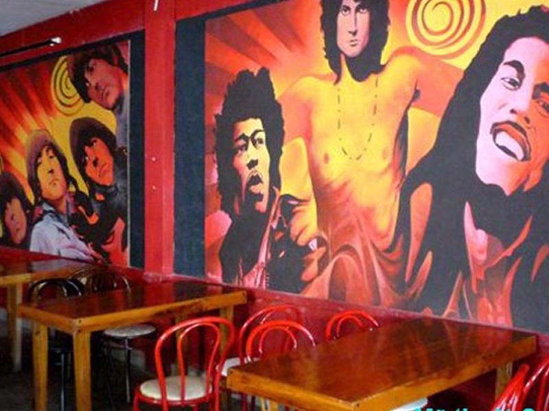 Tranh Phòng karaoke 06